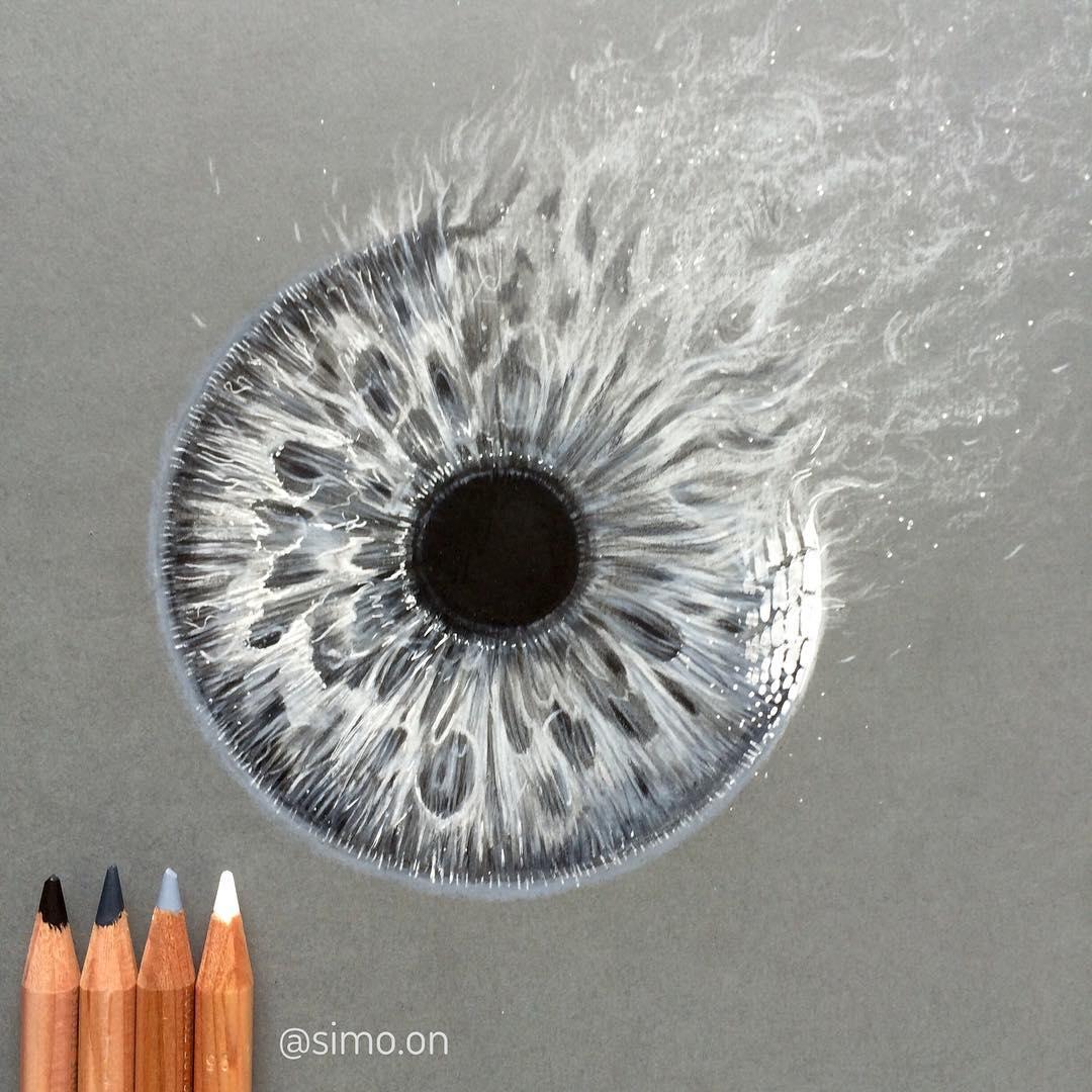 09-Dissolving-Iris-Simon-Balzat-Colored-Pencils-make-Beautiful-Drawings-www-designstack-co