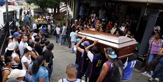 homicides au Vénézuela, Cuba, Colombie, Nigéria, Cameroun