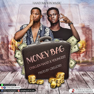 Chillen Haad- Money Bag- ft. Youngest (Prod. By Gregory)