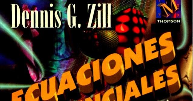 Ecuaciones Diferenciales Con Aplicaciones De Modelado Dennis G.zill Pdf