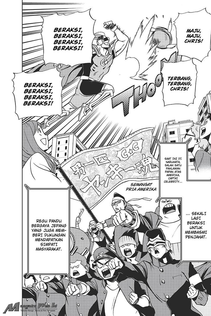 Boku no Hero Academia Illegals Chapter 20-13
