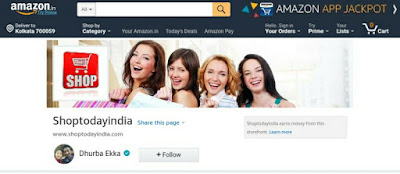 Shop recommended products from Shoptodayindia on Amazon.in
