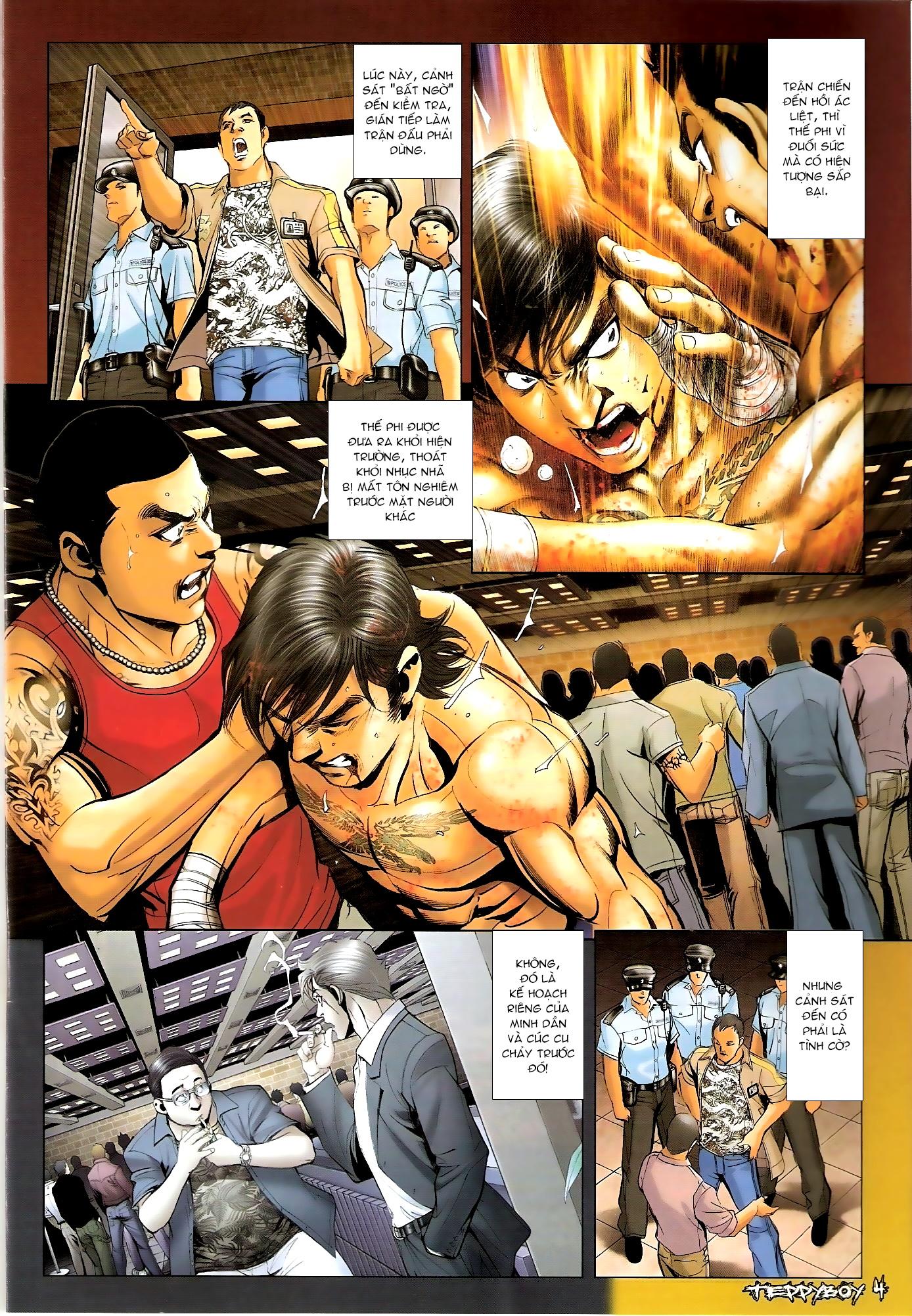Người Trong Giang Hồ - Chapter 1310: Đừng gạt em nữa - Pic 3