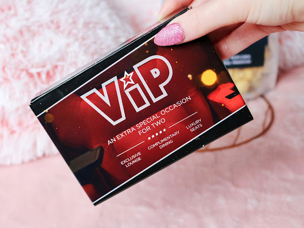 VIP experience at Cineworld