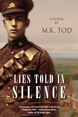 Historical Fiction Book Review: Lies Told in Silence by M. K. Tod