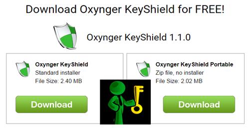 Δωρεάν Oxynger KeyShield