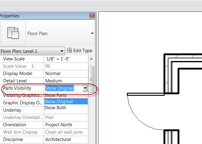 revit in plain english: Visibility Options THE LIST