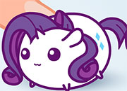Chibi Equestria: Dont Touch Me!