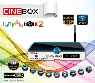 CINEBOX LINHA X DUAL CORE CORREÇÃO 22W ATUALIZAÇÃO CINEBOX%2BFANTASIA%2BMAXX2