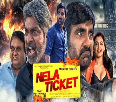 Nela Ticket (2019) Hindi Dubbed ORG 480p HDRip x264 400MB Movie Download
