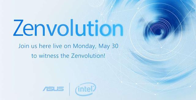 Asus Zenfone 3 akan resmi diperkenalkan tanggal 30 Mei