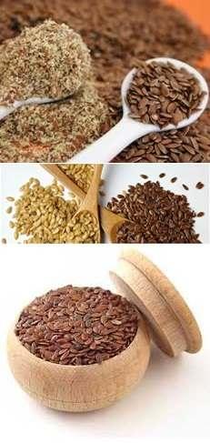 gambar Manfaat dan khasiat dan manfaat biji rami