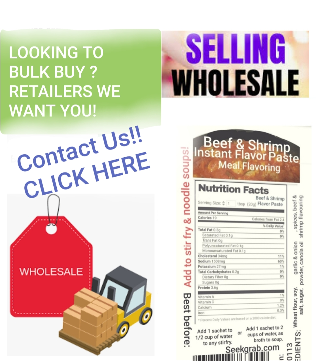 Wholesale Bulk Buying Interest for Retailers