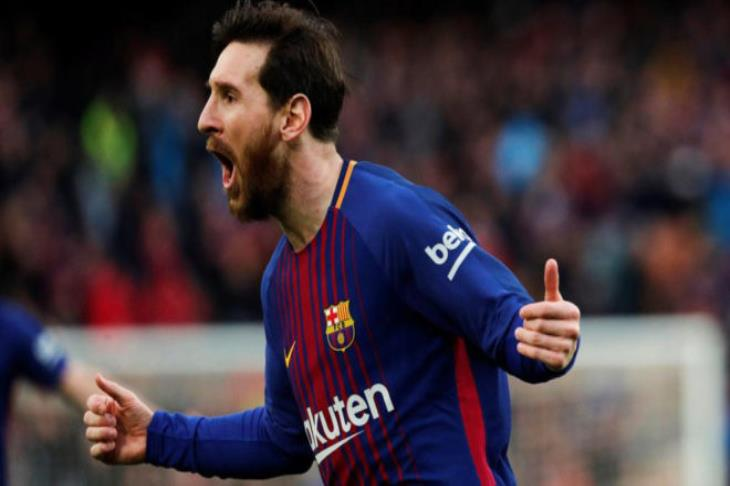 Reports: Barcelona plans to extend Messi's contract until 2023