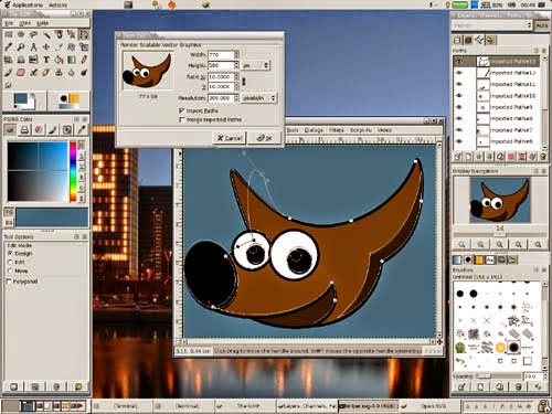 Download GIMP 2.8.14, Photo Editor