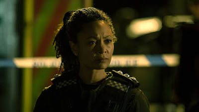 Thandie Newton en Line of Duty