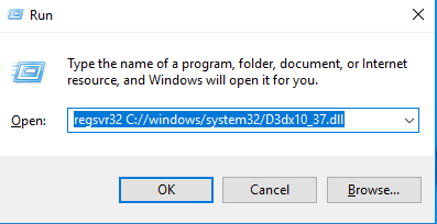 Télécharger D3dx10_37.dll Fichier Gratuit Installer