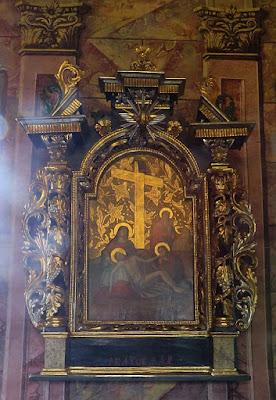 Zdjęcie Krzyża.