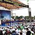 Panglima TNI dan Gubernur DKI Hadiri Peringatan Maulid Nabi di Monas