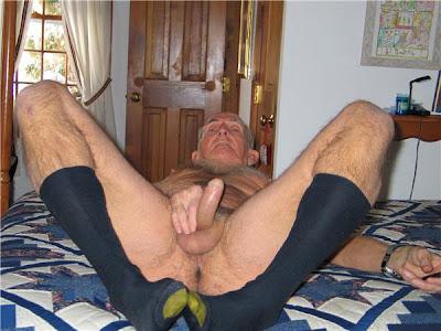 hot mature gay men