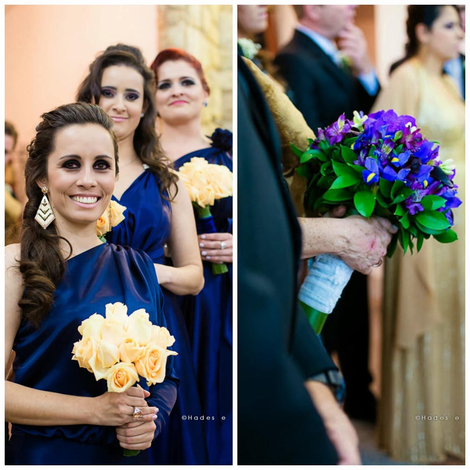 madrinhas - damas adultas - demoiselles - madrinhas com vestido igual - madrinhas da mesma cor - madrinhas com bouquet - bouquet