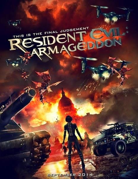 Resident Evil 6: O Capítulo Final Dublado