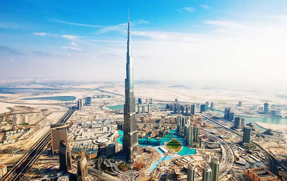Самый высокий небоскреб в мире ТОП 1