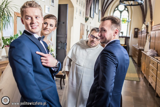 ślub w Mikołaju