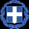 Logo Gambar Lambang Simbol Negara Yunani PNG JPG ukuran 100 px