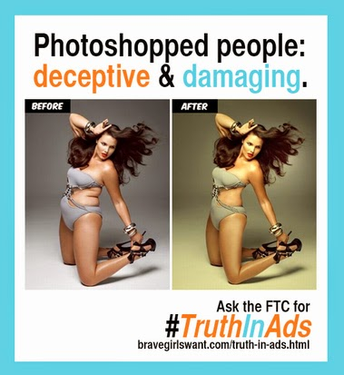 truth in advertising - We Support Truth in Fashion