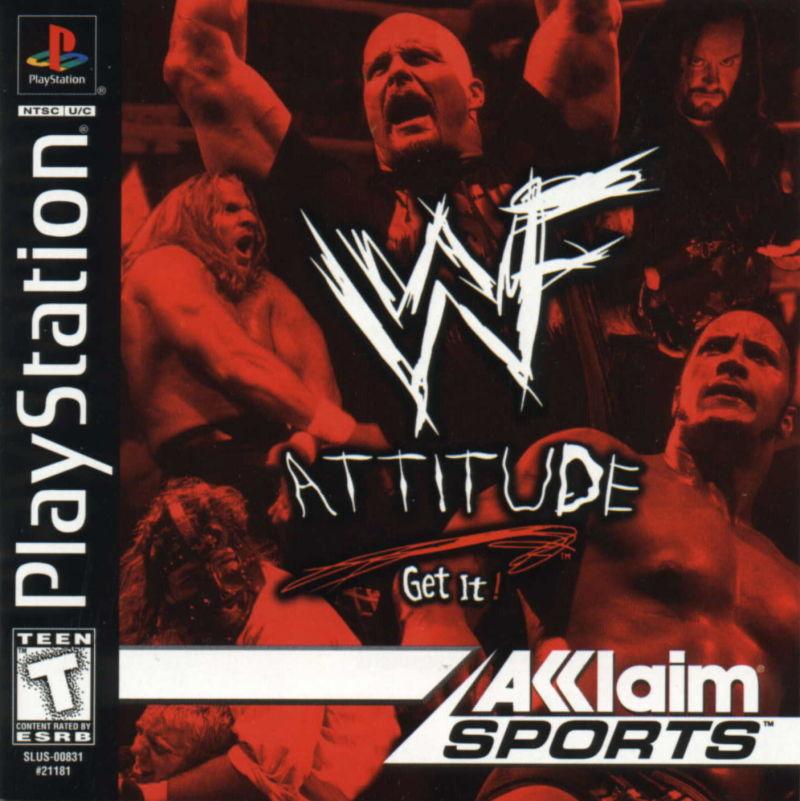 286f1cb83 Las mas grandes estrellas de la generación Attitude de la extinta WWF  (nombre cambiado a WWE debido a un problema de derechos con World Wildlife  Found), ...