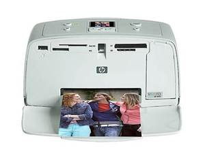 HP Photosmart 375 Driver Printer Download