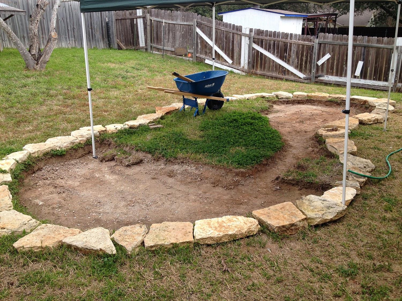 strontium eighty_seven: Adventures in Building a Rain Garden