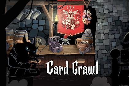 Card Crawl, Games Kartu