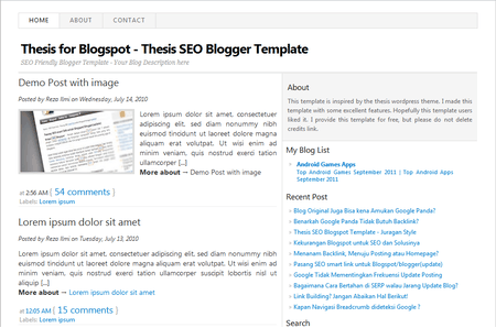 thesis video blog Whether you need an essay or a research paper - you surely need to develop a thesis statement learn how to write it with our guide home blog guides samples contests bloggers.