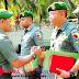 Dua Prajurit Berprestasi Kodim 0821 Mendapatkan Reward