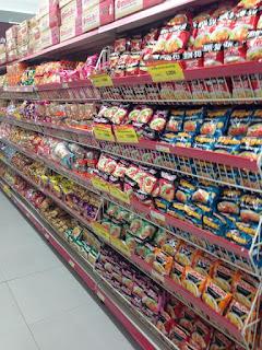 kệ siêu thị tại Lào Cai