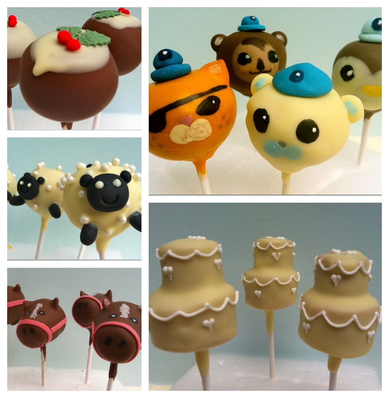 How To Make Octonauts Cake Pops