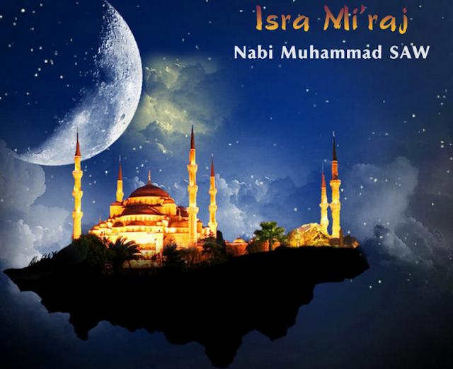 Makna Penting Miraj: Perjalanan Nabi Muhammad Menembus Langit Ke 7