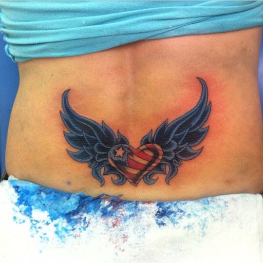 Patriota Volta Tatuagens