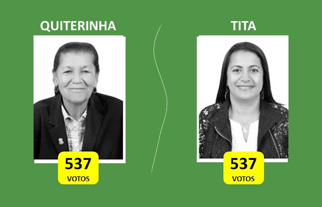 Empate nas Eleições 2016 entre vereadoras