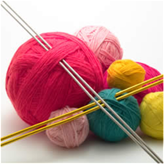 Balls of Knitting Wool