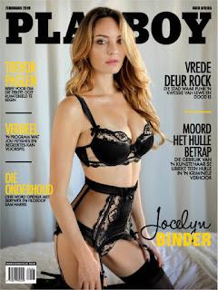 Playboy Sudafrica – Febrero 2019