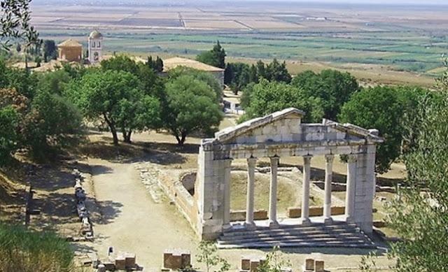 620 mijë euro për Parkun Arkeologjik të Apollonisë by EU