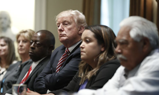 Donald Trump joins with victims of illegal-immigrant crime to urge Congress to act