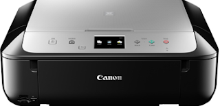 Canon PIXMA MG6880 Driver-Product high quality Canon PIXMA MG6880, high-end style upgrades, silver mix black and white programs a trendy fashion feeling.