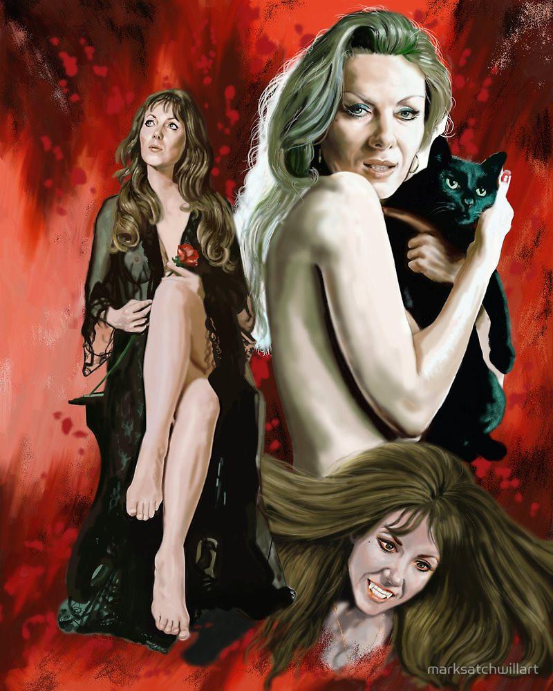 Ingrid Pitt - Countess Dracula (1971)