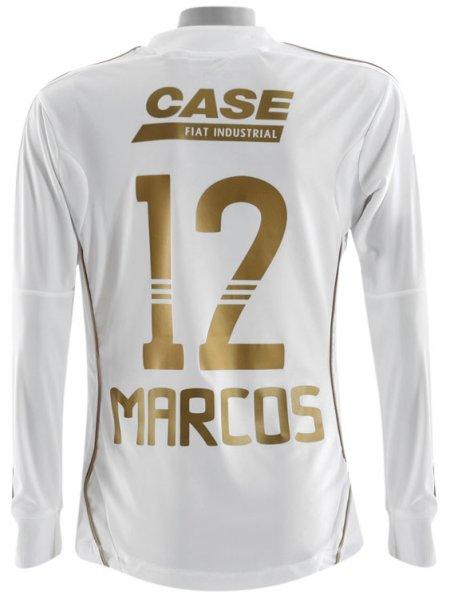 00a649e5f8 Palmeiras e Adidas lançam camisa em homenagem ao goleiro Marcos ...