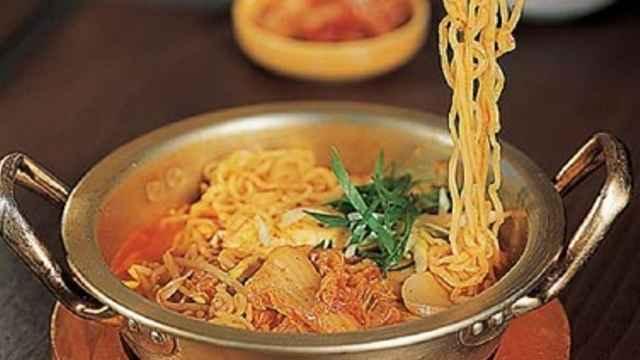 Ramyeon Dari Korea