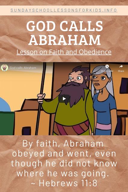God Calls Abraham
